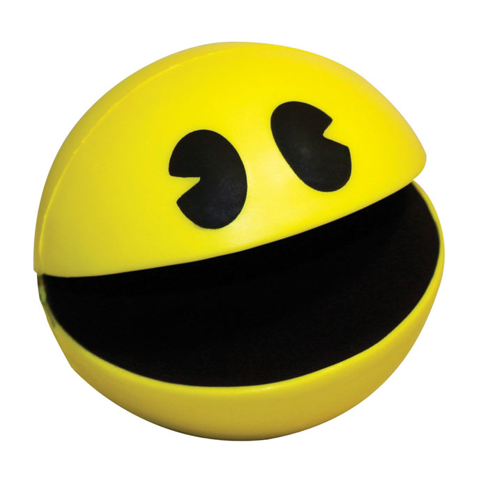 balle-anti-stress-pac-man