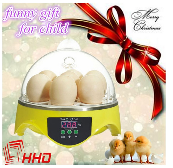 Cadeau pour tous, Egg-incubator
