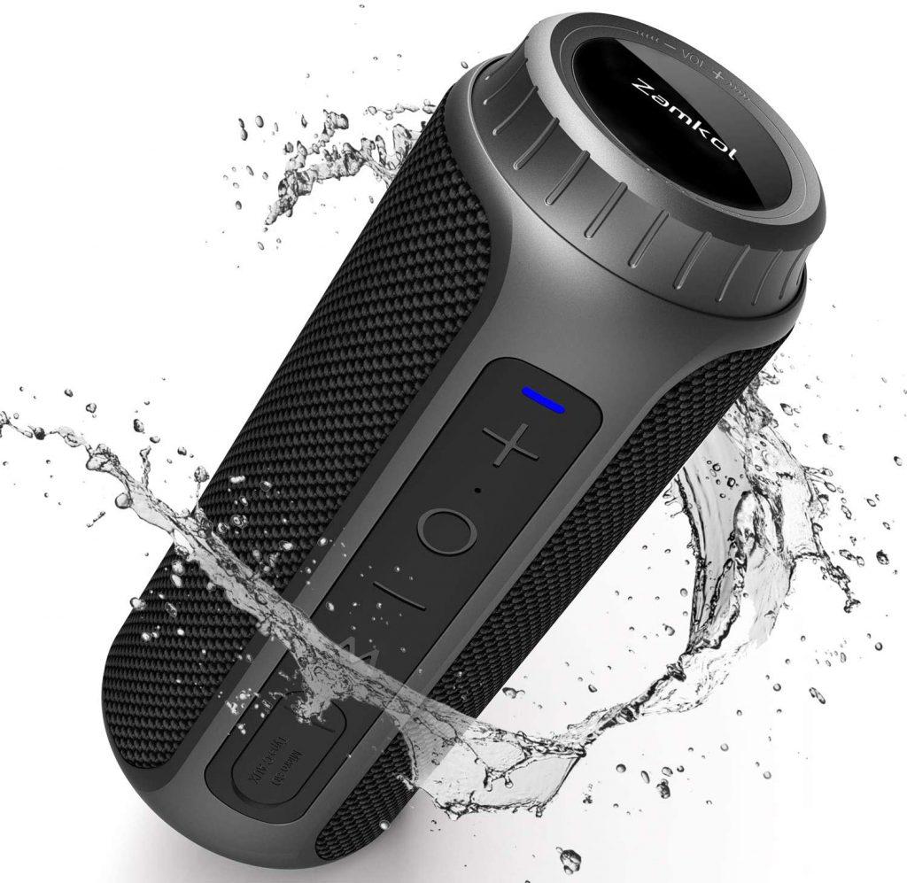 enceinte waterproof