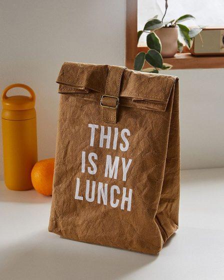 sac réutilisable isotherme pour manger