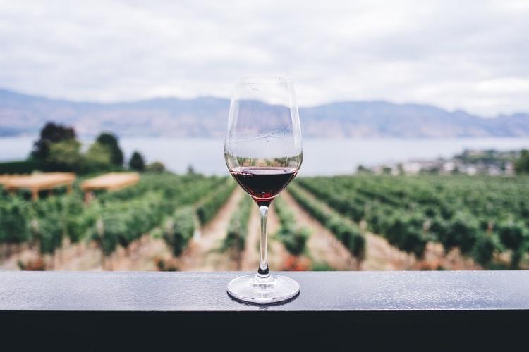verre de vin pour un premier rendez vous