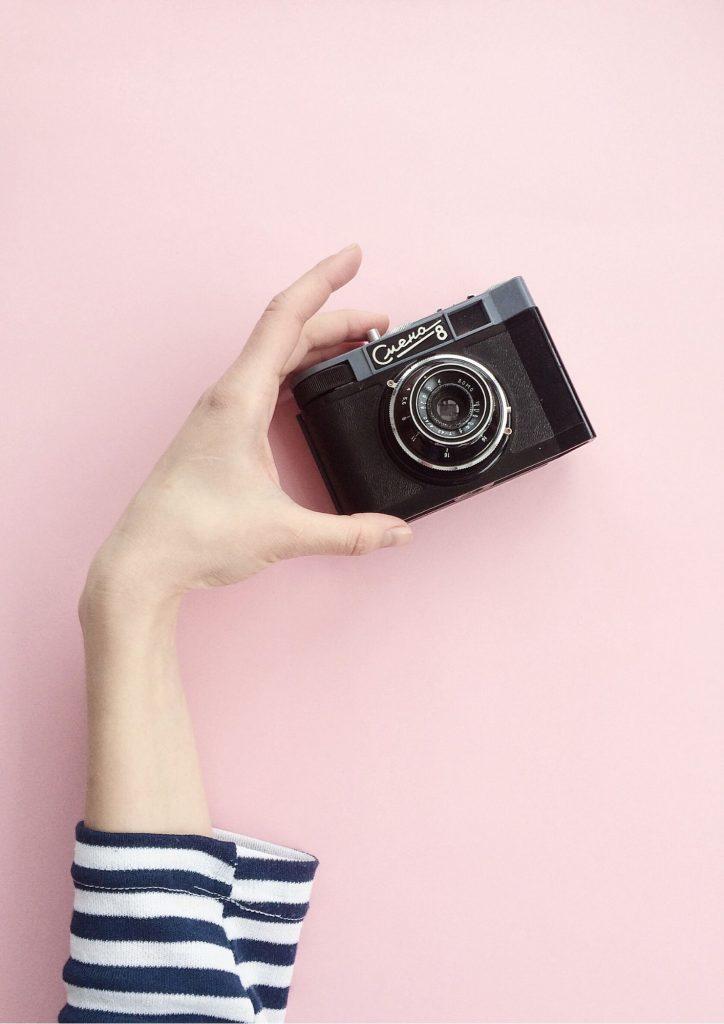 Cadeau pour tous, appareil photo