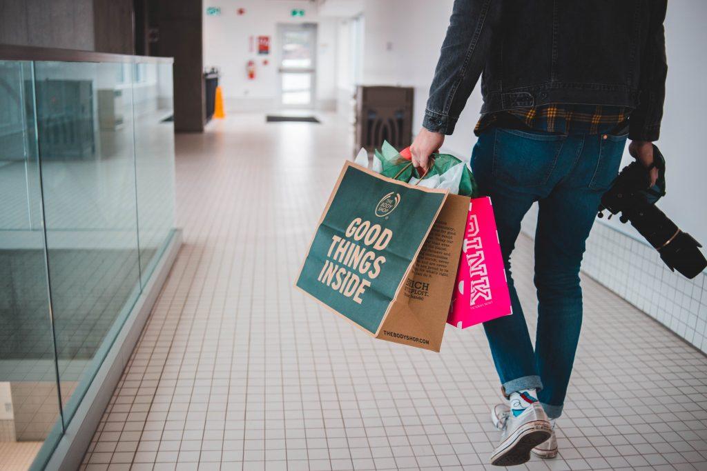 Cadeau pour tous, journée shopping